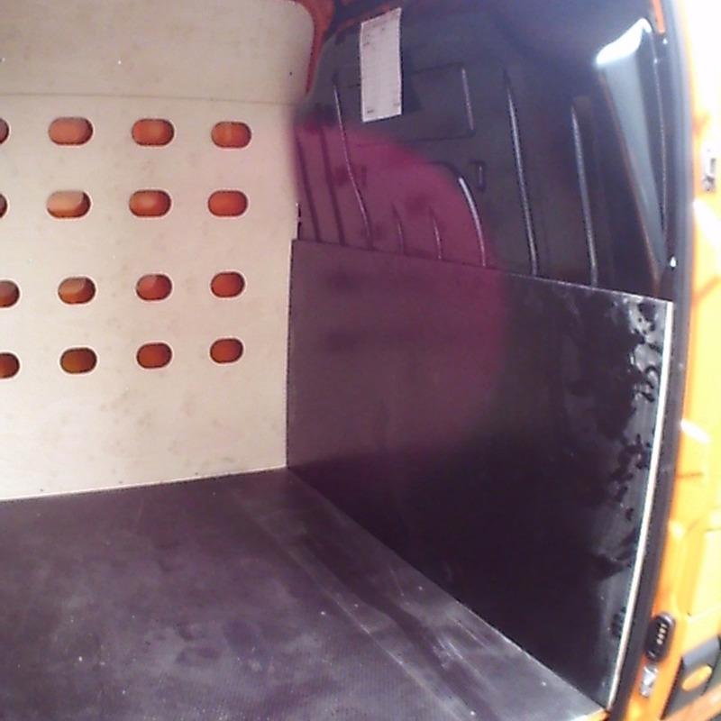 Buitra Bagagedragers bvba  - Bestelwageninrichting