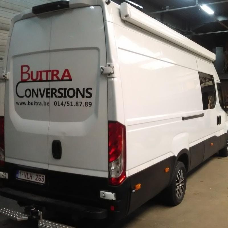 Buitra Bagagedragers bvba - Buitra Conversions